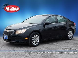 Used 2011 Chevrolet Cruze LT Turbo for sale in Peterborough, ON