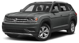New 2019 Volkswagen Atlas 3.6 FSI Execline for sale in Surrey, BC