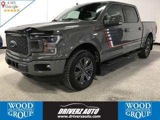 Used 2018 Ford F-150 Lariat ACCIDENT FREE, SPECIAL EDITION, PARK ASSIST.. for sale in Calgary, AB