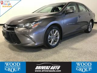 Used 2017 Toyota Camry SE BLUETOOTH, USB, REARVIEW CAMERA for sale in Calgary, AB