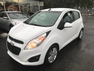 Used 2014 Chevrolet Spark 1lt Gar for sale in St-Eustache, QC