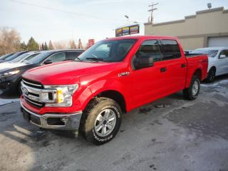 Used 2018 Ford F-150 CREW-4X4-V6-EcoBoost-Camera a vendre for sale in Laval, QC
