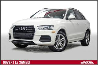 Used 2016 Audi Q3 2.0t Komfort for sale in Montréal, QC