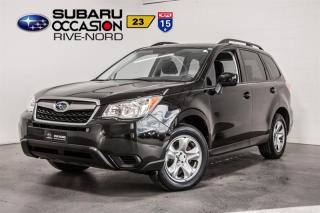 Used 2016 Subaru Forester Bluetooth+sieges.ch for sale in Boisbriand, QC