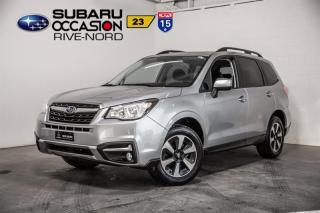 Used 2018 Subaru Forester TOURING for sale in Boisbriand, QC