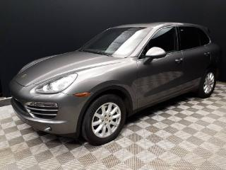 Used 2012 Porsche Cayenne Comfort PLUS | BOSE | H/C Seats | Rear Sunshades | Entry & Drive for sale in Edmonton, AB