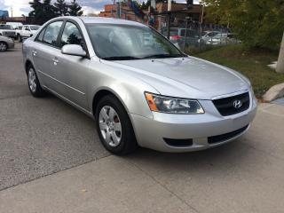 Used 2008 Hyundai Sonata SAFETY +3YEARS WARRANTY INCLUDED for sale in Toronto, ON