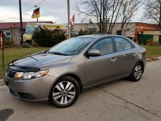 Used 2013 Kia Forte EX for sale in Mississauga, ON