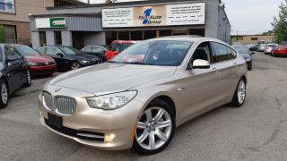 Used 2010 BMW 550i 550i Gran Turismo for sale in Etobicoke, ON