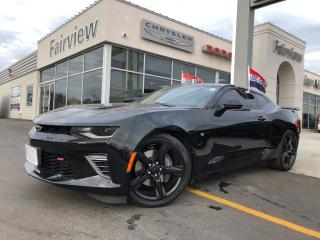 Used 2018 Chevrolet Camaro 2SS l Sunroof l NAV l Leather l for sale in Burlington, ON