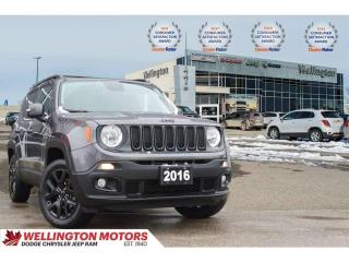 Used 2016 Jeep Renegade North for sale in Guelph, ON