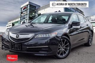 Used 2015 Acura TLX 3.5L SH-AWD 7 Year Warranty Included Accident Free for sale in Thornhill, ON