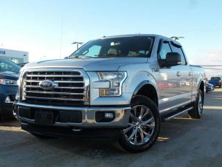 Used 2017 Ford F-150 XLT 3.5L V6 ECO HEATED SEATS NAVIGATION for sale in Midland, ON
