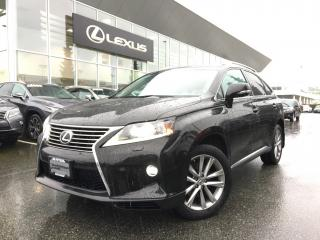 Used 2015 Lexus RX 350 6A Sports Design PKG, NO Accidents, Local, Clean for sale in North Vancouver, BC