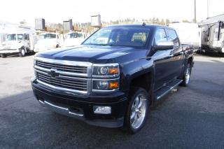 Used 2014 Chevrolet Silverado 1500 High Country Crew Cab 4WD for sale in Burnaby, BC