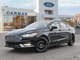 New 2018 Ford Fusion SE for sale in Carman, MB