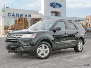 New 2018 Ford Explorer for sale in Carman, MB