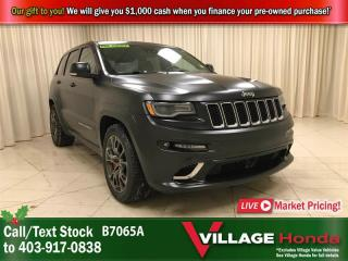 Used 2016 Jeep Grand Cherokee SRT for sale in Calgary, AB