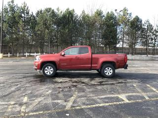 Used 2016 Chevrolet Colorado EXT WT 4X4 for sale in Cayuga, ON