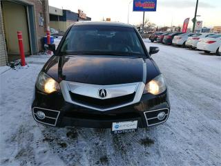 Used 2011 Acura RDX Tech Pkg*NAV*CAMERA*MEMORY LTHR*BRAND NEW TIRES* for sale in Winnipeg, MB