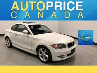Used 2011 BMW 128I MOONROOF|XENON|LEATHER for sale in Mississauga, ON