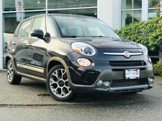 Used 2014 Fiat 500 L Trekking NO ACCIDENTS, B.C OWNED for sale in Surrey, BC