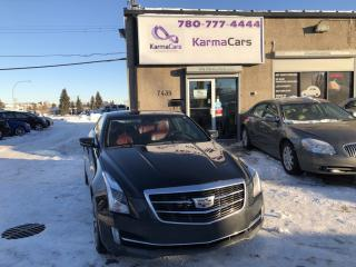 Used 2015 Cadillac ATS 2.0L Turbo Luxury for sale in Edmonton, AB