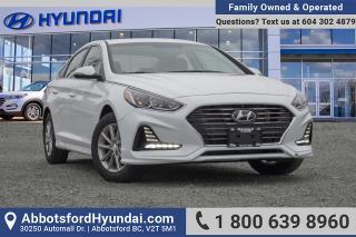 New 2019 Hyundai Sonata ESSENTIAL for sale in Abbotsford, BC