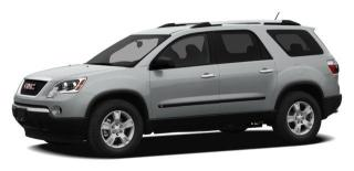 Used 2012 GMC Acadia SLE for sale in Coquitlam, BC