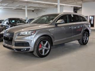 Used 2010 Audi Q7 SLINE/DIESEL/7PASS/BLIND SPOT! for sale in Toronto, ON