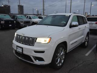 Used 2019 Jeep Grand Cherokee Summit 4x4 NAVI/DUAL-PANE SUNROOF/ONLY 3400 KMS for sale in Concord, ON