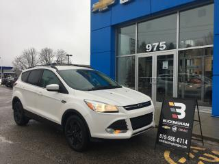 Used 2015 Ford Escape One Owner Carproof for sale in Gatineau, QC