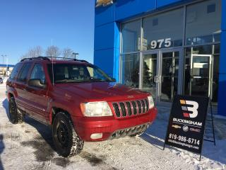 Used 2003 Jeep Grand Cherokee Overland for sale in Gatineau, QC