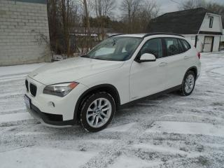 Used 2015 BMW X1 2.8i AWD PREMUIM for sale in Beaverton, ON
