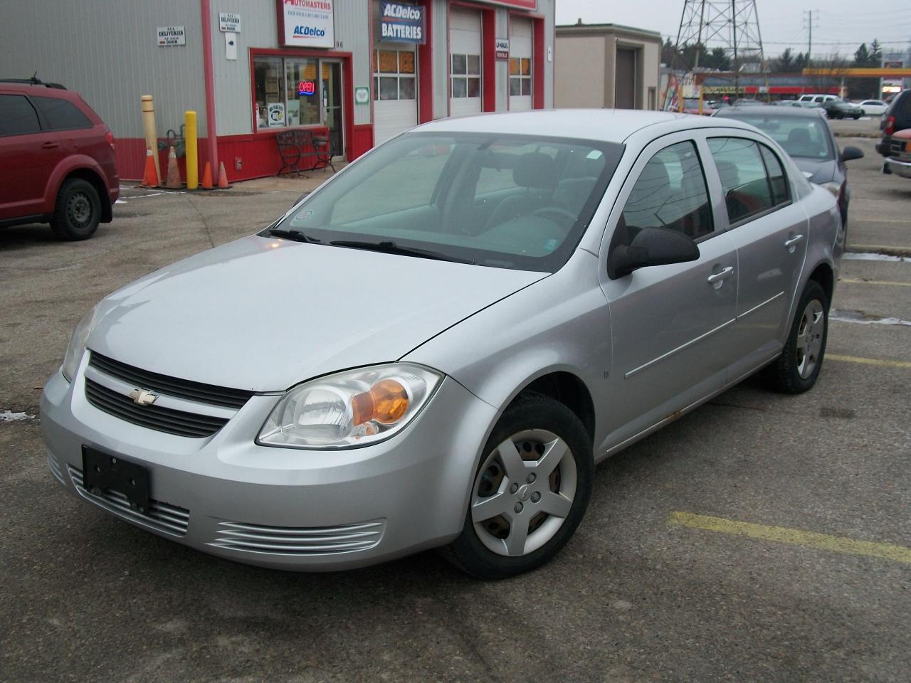 Photo of Silver 2006 Chevrolet Cobalt