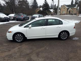 Used 2009 Honda Civic EX-L for sale in Guelph, ON