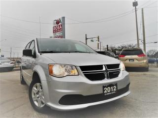 Used 2012 Dodge Grand Caravan AUTO, LOW KM, FUIIY STOW N GO, NO ACCIDENT, ONE OW for sale in Oakville, ON