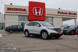 Used 2014 Honda CR-V EX for sale in Woodstock, ON