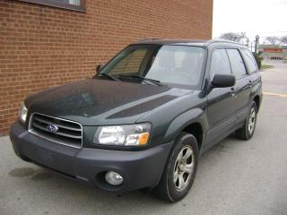 Used 2005 Subaru Forester X for sale in Oakville, ON