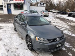 Used 2013 Volkswagen Jetta HIGHLINE for sale in Beeton, ON