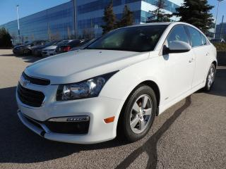 Used 2015 Chevrolet Cruze RS, SUNROOF, ALLOYS, BACK UP CAMERA for sale in Mississauga, ON