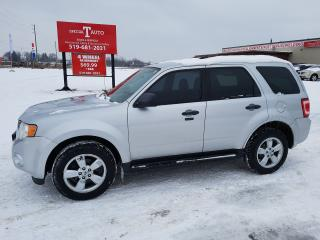 Used 2011 Ford Escape XLT for sale in London, ON