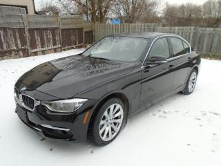 Used 2017 BMW 330xi for sale in Orillia, ON
