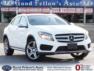Used 2015 Mercedes-Benz GLA 4MATIC, Sport Pkg,Electric Passenger`s Seat W/Memo for sale in Toronto, ON