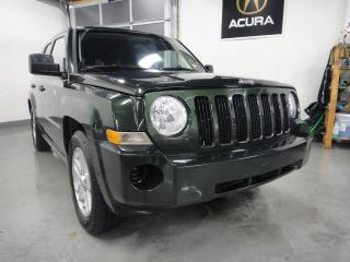 Used 2010 Jeep Patriot North,ONE OWNER,NO ACCIDENT,VERY CLEAN for sale in North York, ON