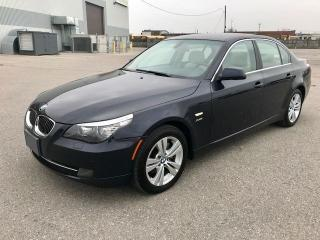 Used 2010 BMW 5 Series 528i xDrive for sale in Mississauga, ON