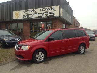 Used 2012 Dodge Grand Caravan SE|PowerLocks|PowerWindows|StowNGoSeats| for sale in North York, ON