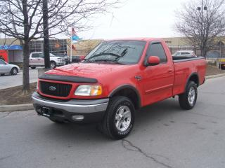 Used 2002 Ford F-150 FX4 OFF ROAD for sale in York, ON