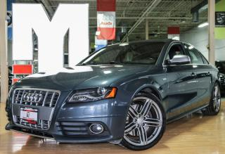 Used 2011 Audi S4 3.0 Premium - SPORTDIFF|BLINDSPOT|BACKUP|NAVI for sale in North York, ON