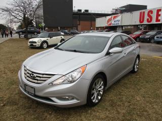 Used 2013 Hyundai Sonata Limited~LEATHER~SUNROOF~HEATED SEATS~ for sale in Toronto, ON